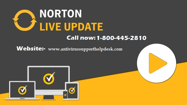 Norton 360 Live Update