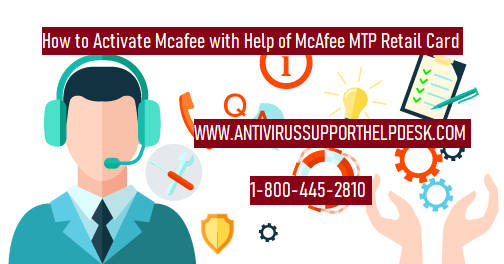 How to Activate your McAfee Subscription using a McAfee Retail Card
