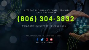 Best Top Antivirus Software 2020 with Antivirus Support