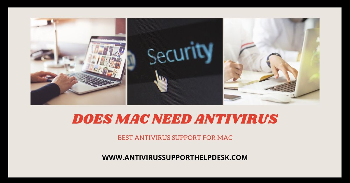 BEST ANTIVIRUS SUPPORT FOR MAC
